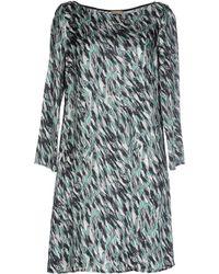 Attic And Barn - Short Dress - Lyst