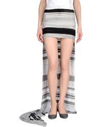 Kamalikulture - Mini Skirts - Lyst