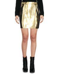 Jucca - Mini Skirts - Lyst