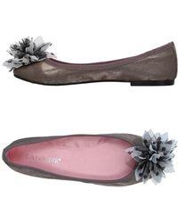 CafeNoir - Ballet Flats - Lyst