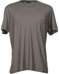Drumohr - T-shirts - Lyst