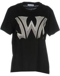 JW Anderson - T-shirt - Lyst