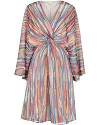 DHELA - Short Dress - Lyst