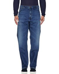 Wrangler - Pantaloni jeans - Lyst
