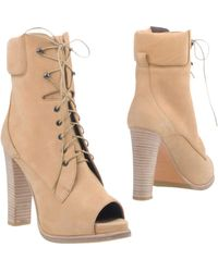 Bruno Magli - Ankle Boots - Lyst