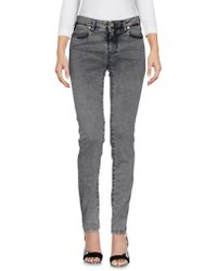 Jeckerson - Denim Pants - Lyst