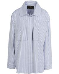 00b50c92490fdf Women's Vivienne Westwood Anglomania Shirts On Sale - Lyst