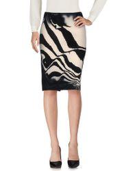 Lafty Lie - Knee Length Skirt - Lyst