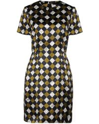 Jonathan Saunders - Short Dress - Lyst