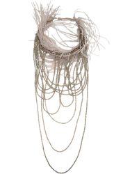 Brunello Cucinelli | Necklace | Lyst