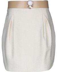 Betty Blue - Mini Skirt - Lyst