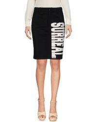 KTZ - Knee Length Skirts - Lyst