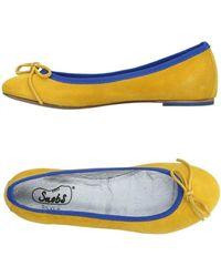 Snobs - Ballet Flats - Lyst