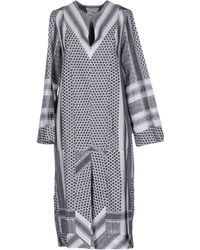 Cecilie Copenhagen - 3/4 Length Dress - Lyst