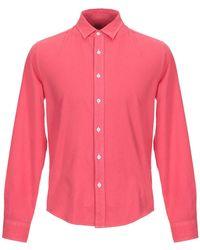 Red Soul - Shirt - Lyst