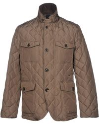 Henry Cotton's - Down Jacket - Lyst
