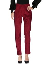 Pinko - Casual Pants - Lyst