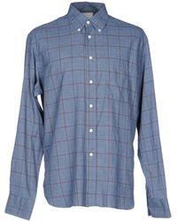 Billy Reid - Shirt - Lyst