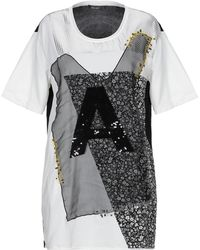 Pianurastudio - T-shirt - Lyst