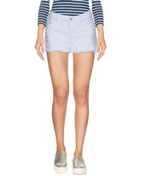 ELEVEN PARIS - Denim Shorts - Lyst