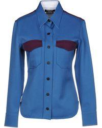 CALVIN KLEIN 205W39NYC - Shirt - Lyst