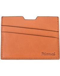 Miansai - Document Holder - Lyst