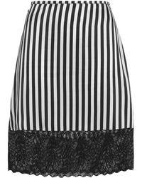 Marques'Almeida - Knee Length Skirt - Lyst