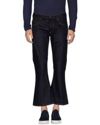 Palm Angels - Denim Trousers - Lyst