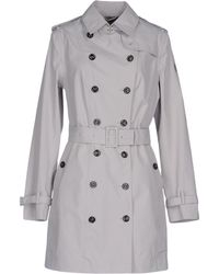 Save The Duck - Overcoat - Lyst