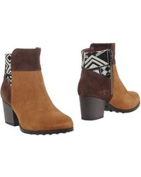 Desigual - Ankle Boots - Lyst