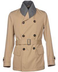 be3abad649aefc Lyst - Giacconi e cappotti corti da uomo di Lardini a partire da 124 €
