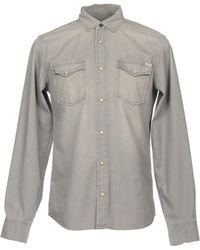 Jack & Jones   Denim Shirt   Lyst