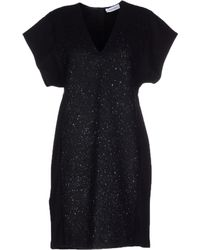 CoSTUME NATIONAL - Short Dress - Lyst