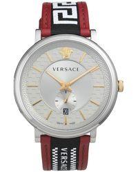 Versace Montre de poignet - Multicolore