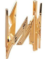 Balmain - Gold-tone Bracelet - Lyst