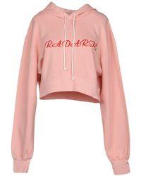 Rodarte - Sweatshirt - Lyst