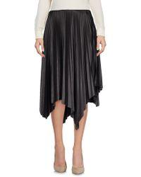 Mariagrazia Panizzi - 3/4 Length Skirt - Lyst