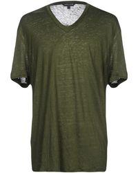 John Varvatos - T-shirt - Lyst