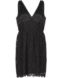 Miu Miu - Short Dress - Lyst
