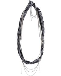 Maison Michel - Necklaces - Lyst