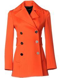 Dolce & Gabbana - Overcoats - Lyst