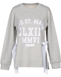 MM6 by Maison Martin Margiela - Sweatshirt - Lyst