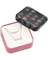 Fossil - Necklaces - Lyst