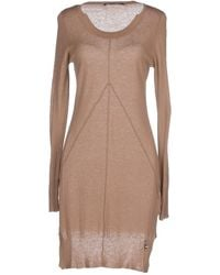 GAUDI - Short Dress - Lyst