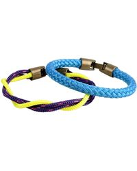 L4k3 - Bracelet - Lyst