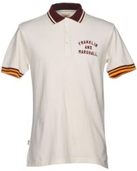 Franklin & Marshall - Polo Shirts - Lyst