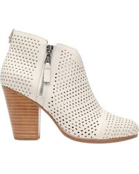 Rag & Bone - Ankle Boots - Lyst
