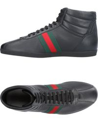 Gucci - High-tops & Sneakers - Lyst