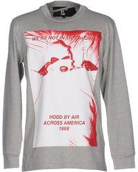 Hood By Air - Camiseta - Lyst