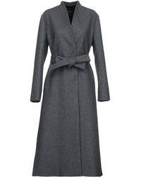 Erika Cavallini Semi Couture - Coats - Lyst